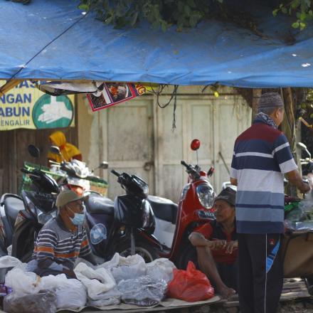 Pasar Desa